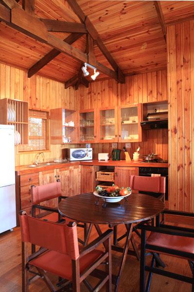 2 Schlafzimmer-Duplex Küche