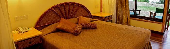 Mweya Safari Lodge - Deluxe Room