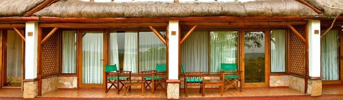 Mweya Safari Lodge - Standard Room