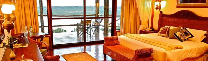 Mweya Safari Lodge - Suite