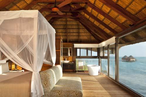 Romance Oceanfront Pavillion