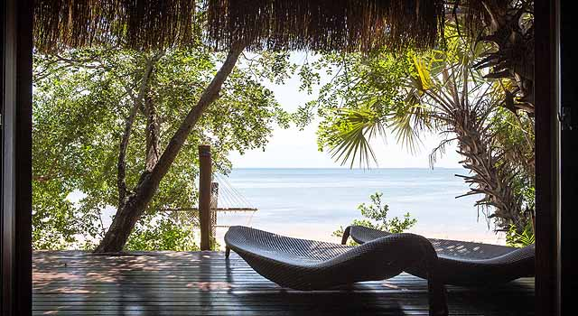 Anantara Beach Pool Villa