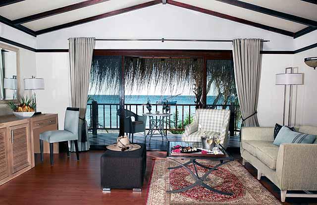 Anantara Beach Villa - Lounge