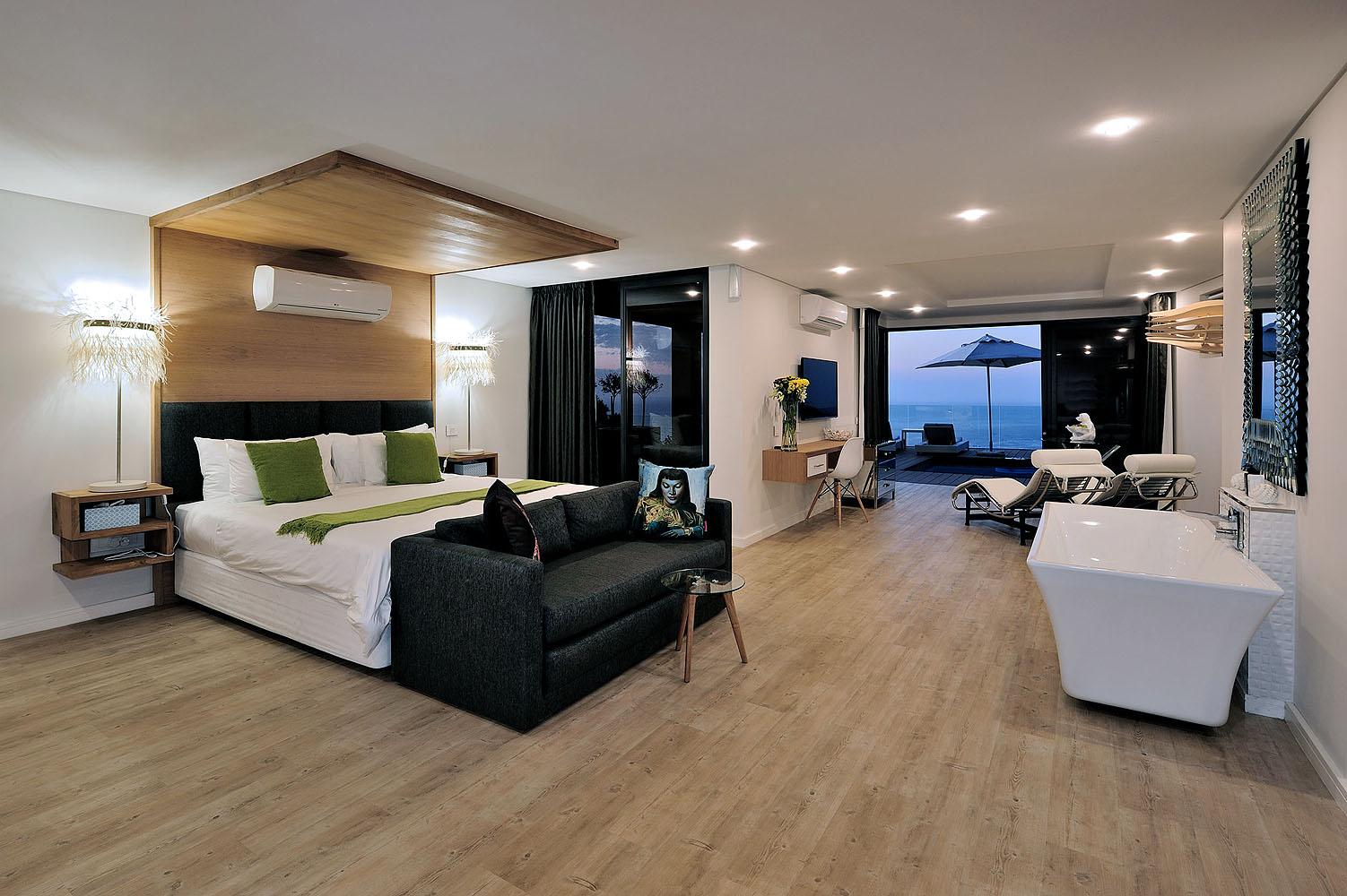 Sea Star Rock Lodge - Private Pool Suite